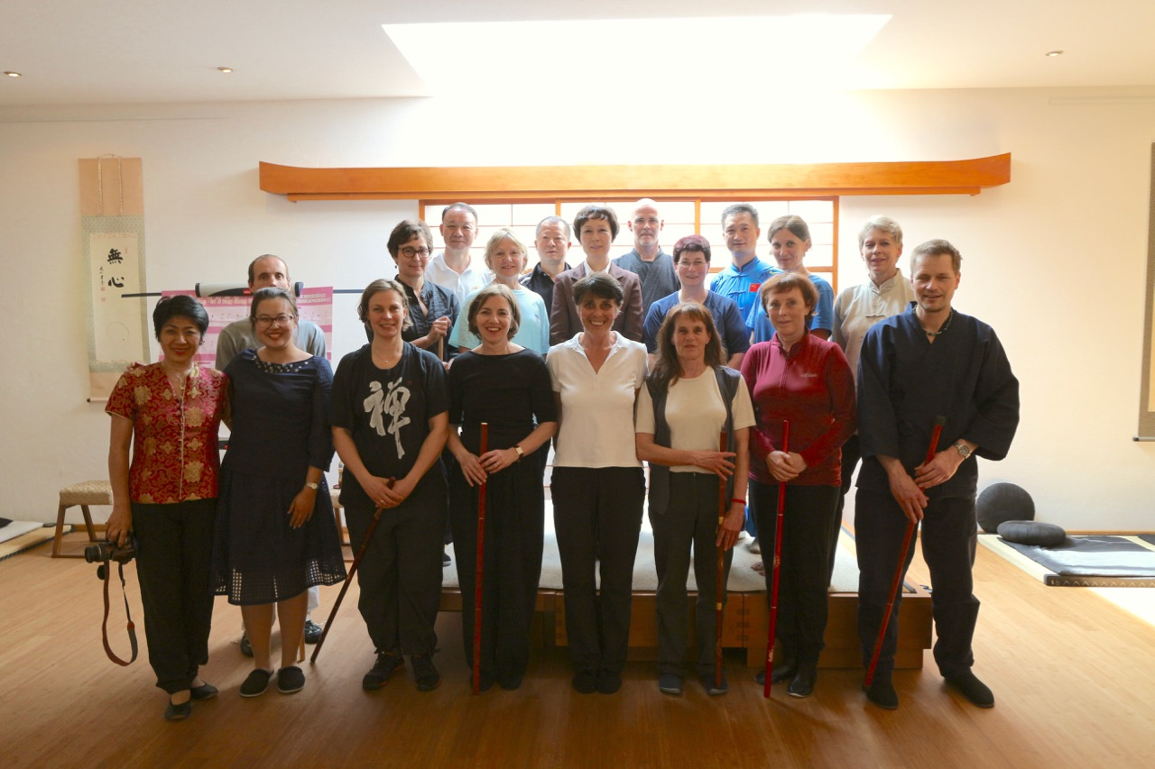 Rückblick Deutsche Gesundheits QiGong Tage Juni 2016